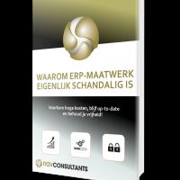 Ebook Waarom ERP-maatwerk eigenlijk schandalig is - NAVConsulatnts.pdf