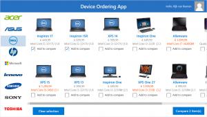 Microsoft powerapp bouwen