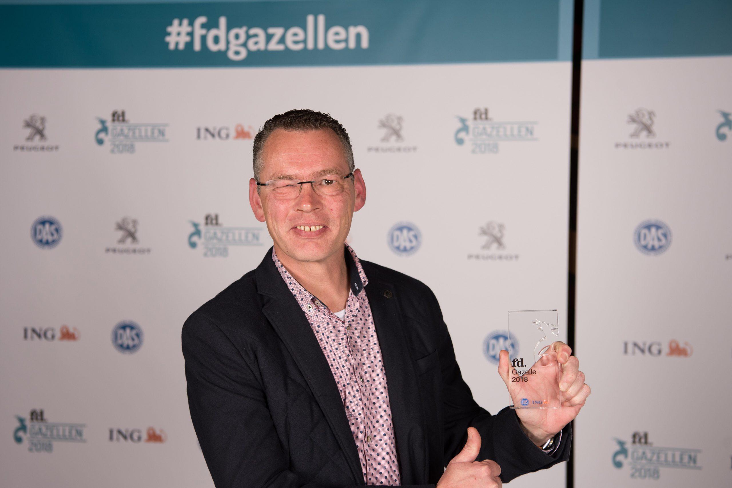 FD Gazelle Award SucceedIT