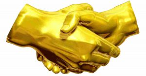 Gouden handruk Dynamicsconsultants