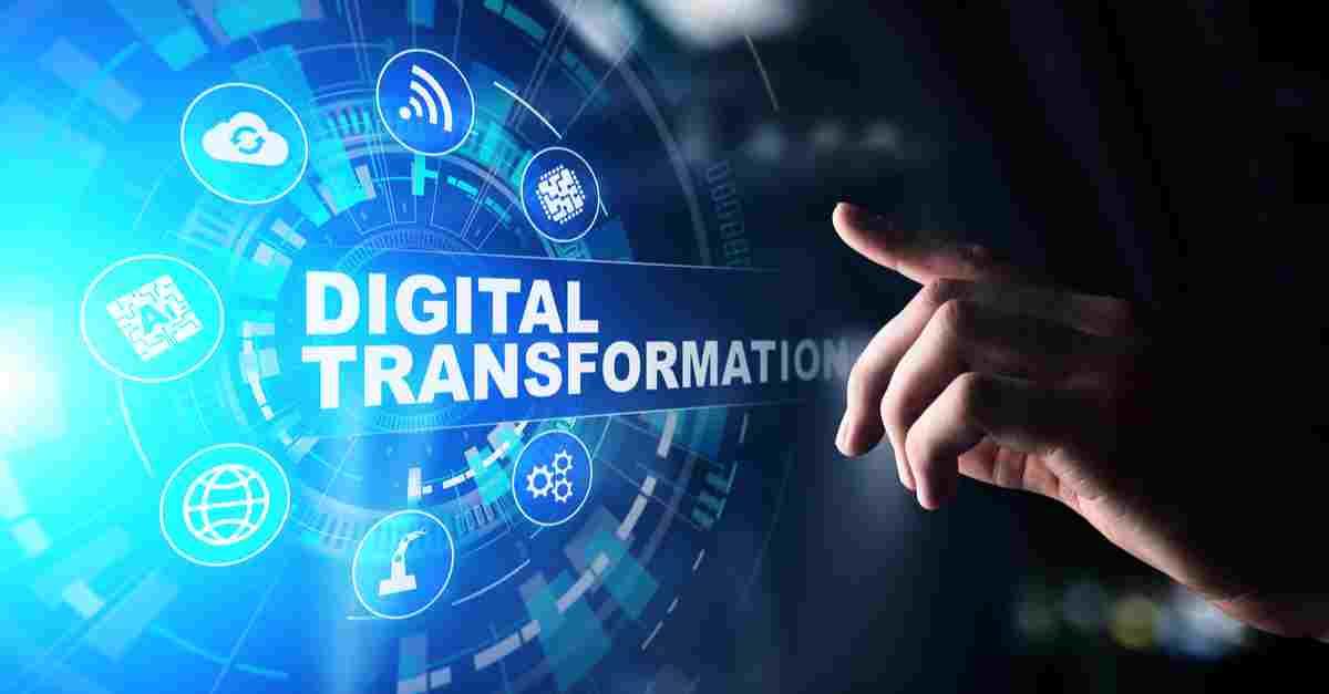 digitale transformatie business central