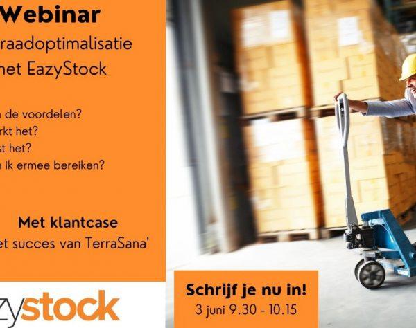 webinar EazyStock