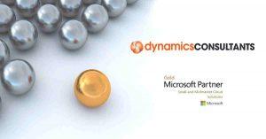Microsoft gold partner DynamicsConsultants